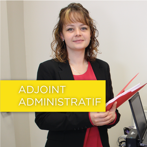 Adjoint administratif (double DEP)